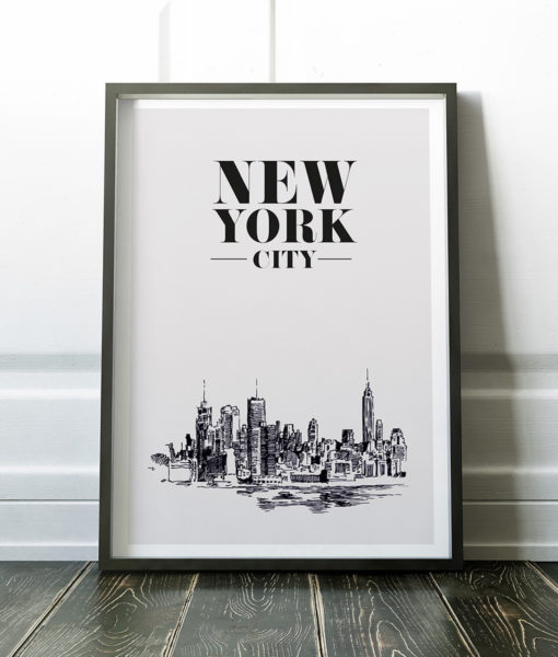 mockup-travel-new-york-city-onthewallagain
